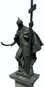 Sprawca całego zamieszania, Zygmunt III Waza, ma w Warszawie pomnik, który stał się jednym z symboli miasta. W Krakowie nie lubią tego władcy – bo i za co?   Pozbawił ich części  stołeczności