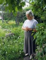 Z Cziką byłam bardzo związana, dlatego pochowałam ją w ogródku – mówi pani Henryka