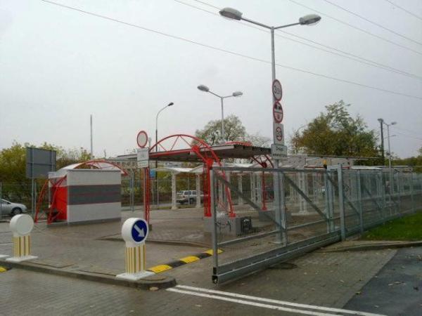 Parking zostanie otwarty dopiero w listopadzie