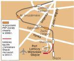 Łącznik kolejowy lotniska z centrum. Dzięki niemu na lotnisko będzie można dotrzeć już nie tylko samochodem albo autobusem. Linię ma obsługiwać SKM, która nie rozstrzygnęła jeszcze jednak przetargu na 13 nowych pociągów.