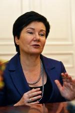Hanna Gronkiewicz-Waltz objęła urząd prezydenta m.st. Warszawy trzy lata temu