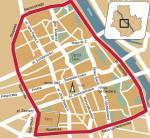Jak walczyć z korkami, hałasem i zanieczyszczeniem powietrza? Przed 2015 rokiem ratusz przewiduje wprowadzenie opłat za wjazd do tego obszaru Śródmieścia.