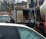 *Z istniejącego układu ulicy Paderewskiego niezadowoleni są wszyscy – piesi, kierowcy i handlujący
