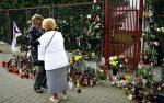 Mimo że przy ul. Mickiewicza Lech Kaczyński nie mieszkał, to przed domem jego rodziny żoliborzanie tłumnie palili znicze i składali kwiaty