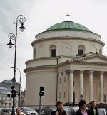 Przedwojenne pastorały stoją jeszcze m.in.  na pl. Trzech Krzyży