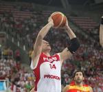 Reprezentacja Polski przegrała na turnieju