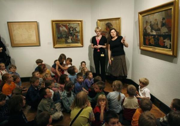 Muzeum Narodowe przygotowało dla najmłodszych wiele atrakcji