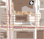 Z powodu remontu ul. Emilii Plater kursujące tędy autobusy pojadą objazdami przez al. Jana Pawła II. Autobusy nie będą kończyć tras na Emilii Plater, a na pętli przy Złotych Tarasach zostaną dla nich tylko stanowiska najbliżej Dworca Centralnego. Dla linii dziennych 160 i 444 oraz nocnych N31, N33, N35, N81, N83, N85 Zarząd Transportu Miejskiego wyznaczył przystanek końcowy w al. Jana Pawła II (przy Złotych Tarasach). Linia 519 przeniesie się na pętlę przy Dworcu Centralnym, natomiast linie 119 i 505 będą kończyły trasy w al. Jana Pawła II przy Złotej. Linie nocne N31 i N81 pojadą w obu kierunkach przez ul. Waryńskiego. Jak odnaleźć się w galimatiasie przystanków linii dziennych –pokazujemy na mapce. Dla linii nocnych mapka znajduje się na www.zw.com.pl. Według tego schematu trasy zmienią autobusy linii dziennych 102, 105, 119, 160, 444, 505, 507, 510, 519 i E-5 oraz nocnych N11, N12, N13, N21, N31, N33, N35, N41, N42, N44, N45, N46, N61, N62, N63, N71, N75, N81, N83, N85, N95. Tramwaje kursują al. Jana Pawła II i Al. Jerozolimskimi bez zmian. Szczegółowe trasy na www.ztm.waw.pl.