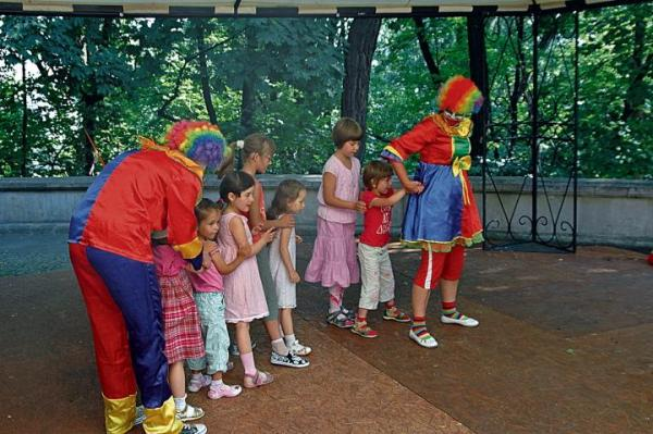 ArtPark ma teraz całkiem sporą ofertę dla dzieci / fot: Barbara Babilińska
