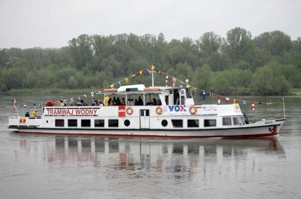 Ostatni piątkowy rejs nad Zalew Zegrzyński odbędzie się 27 sierpnia