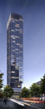 Obok Twarda Tower wyrośnie wieżowiec Gminy Żydowskiej