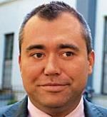 Jarosław Dąbrowski, burmistrz Bemowa