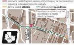Na razie ruch na ul. Cybernetyki i 17 Stycznia będzie się odbywał po jednej jezdni i jednym wiadukcie (po jednym pasie). Na przeprawę można będzie wjechać, tylko jadąc w stronę lotniska. Z powrotem kierowcy będą musieli skręcić w ul. Wirażową. Druga jezdnia i wiadukt mają być gotowe w sierpniu.