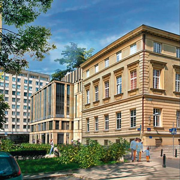 Kamienica-biurowiec ma nawiązywać do modernizmu