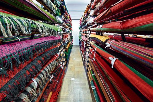 *W Muzeum Etnograficznym działa już nowy magazyn tkanin