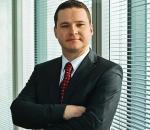 Tomasz Górski, negocjator w dziale powierzchni  handlowych w firmie doradczej Cushman & Wakefield