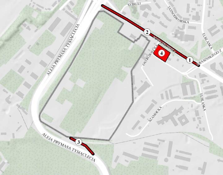 Ograniczenia w ruchu i parkowaniu 10 kwietnia