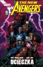 "Brian Michael Bendis, David Finch, ""The New Avengers: Ucieczka"""