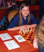 *Kinga była wcześniej mistrzynią kraju do lat 12