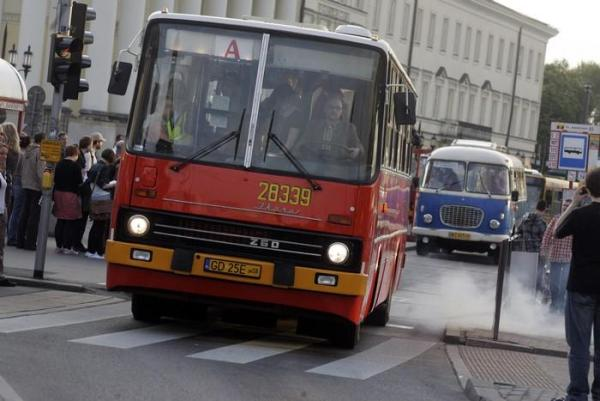 Zabytkowy autobus