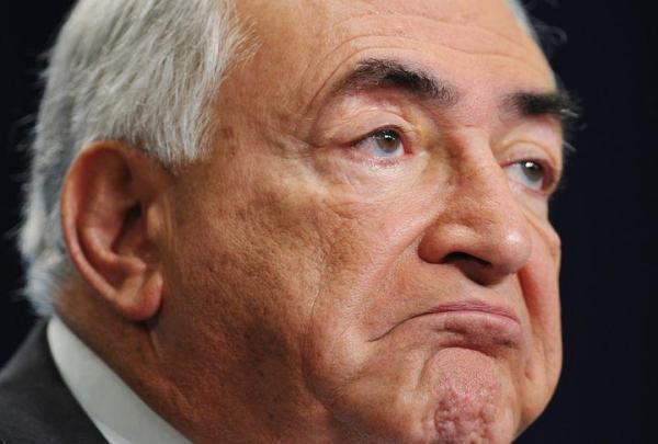 Dominique Strauss- Kahn