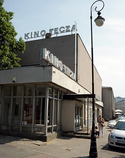Dawne kino Tęcza może wkrótce zniknąć z mapy miasta