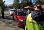 Ul. Ratuszowa.  Strażnicy miejscy wlepiają mandaty za złe parkowanie. ZDM wyklucza zamianę tej ulicy w parking dla gości zoo w weekendy  straż miejska