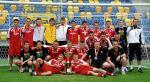 Najwięcej reprezentantów Polski juniorów gra w Legii. Na zdjęciu drużyna legionistów z roczników 1994 – 1995