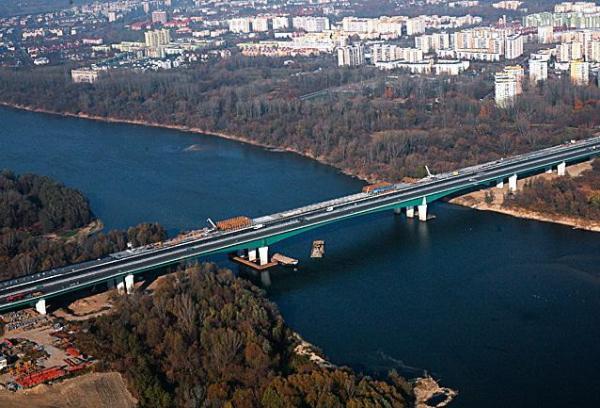 Trasa Mostu Północnego otwarta będzie wiosną 2012 r.