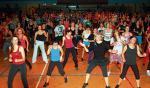 Festiwal odbywa się w Arenie dwa razy do roku