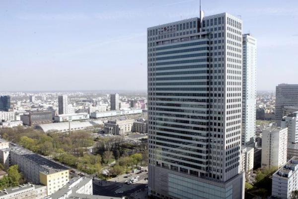 Warsaw Financial Center to budynek klasy AAA.
