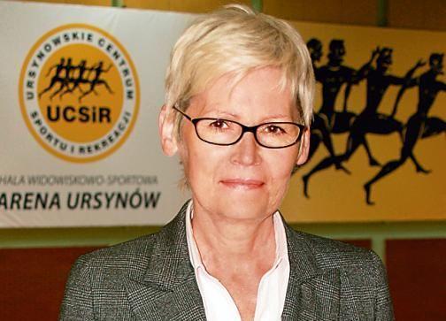 Renata Popek przez ostanie lata zarządzała największym sportowym zakładem budżetowym w Warszawie - 651709,419265,16