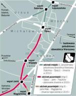 Nowa wylotówka na Kraków i Katowice. Trasa Salomea-Wolica-Paszków ma połączyć wloty od strony Katowic i Krakowa z południową obwodnicą Warszawy, a także z Alejami Jerozolimskimi, ulicą Łopuszańską i budowaną Nowolazurową.