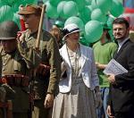 Na Święcie Saskiej Kępy bawi się ponad 100 tys. osób