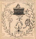 Tak wyglądał herb Pragi  i nawet najwięksi jej entuzjaści nie zaprzeczą, że niegdyś była odrębnym miastem. Przez stulecia mówiono – Praga to nie Warszawa