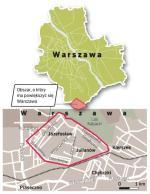 Jeśli mieszkańcy Julianowa i Józefosławia zgodzą się na przyłączenie do Warszawy, powiększy się obszar Ursynowa. Dzielnica będzie graniczyła m.in. z Chyliczkami i Piasecznem.