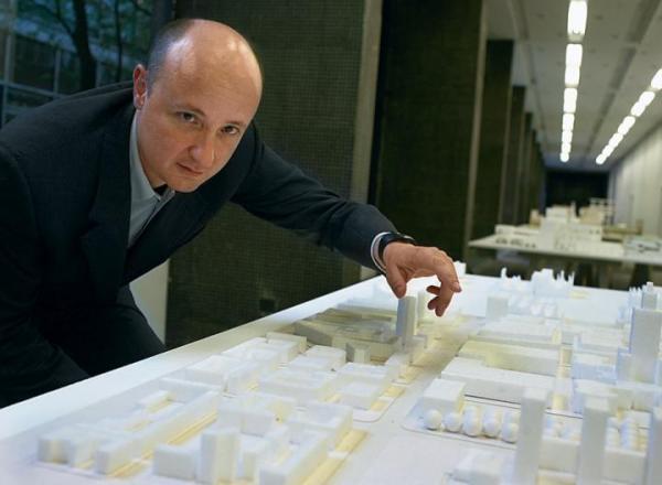 Christianowi Kerezowi od 2007 r. nie udało się wyjść poza fazę projektowania Muzeum Sztuki