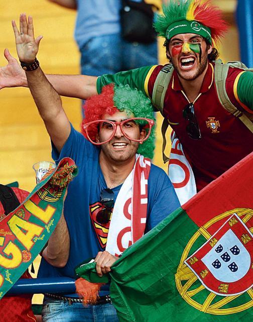 Portugalczycy i Czesi będą musieli gadżety przywieźć ze sobą