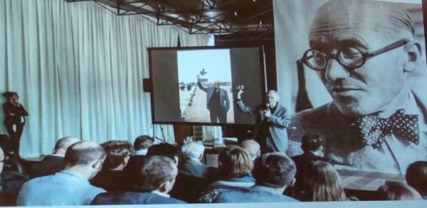 125 rocznica urodzin Le Corbusiera – maraton wykładów w SARPie