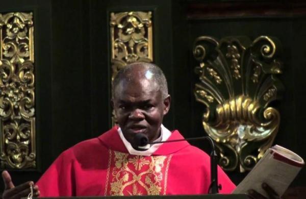 Sobotnie spotkanie poprowadzi ojciec John Bashobora, charyzmatyczny kapłan z Ugandy