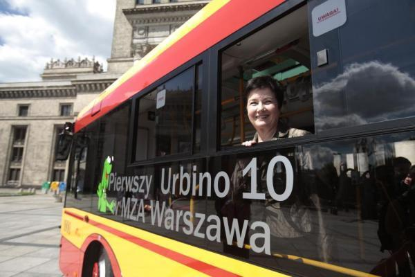 Hanna Gronkiewicz-Waltz naraziła się mieszkańcom stolicy dużymi podwyżkami biletów komunikacji miejskiej
