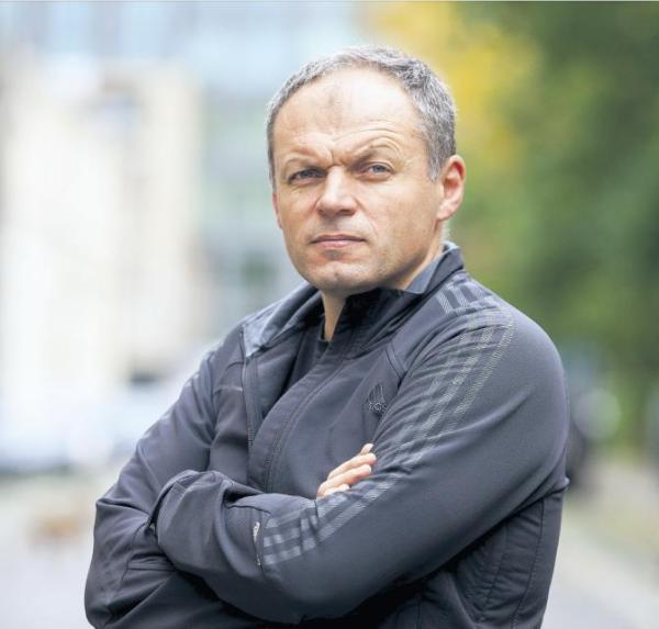 Marek Tronina: Wroku 2002 nie wiadomo było, czy bieg wogóle się odbędzie