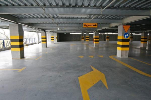 Parking Wilanowska