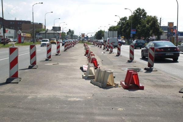 Budowa południowej obwodnicy Warszawy