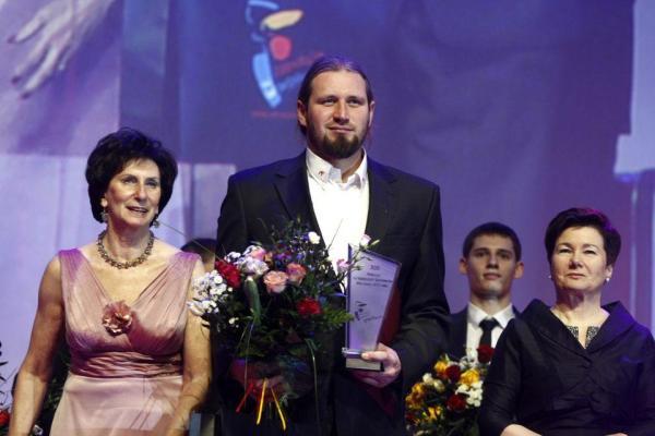 Tomasz Majewski, ubiegłoroczny laureat plebiscytu