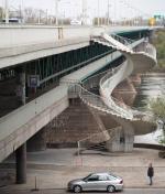 Kaskaderskie sceny z wykorzystaniem autobusu mają być kręcone na moście Gdańskim. Przeprawa zostanie wtedy zamknięta