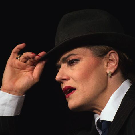 """W monodramie wystąpi Maia Morgenstern, znana z roli Marii w """"Pasji"""" Gibsona"""