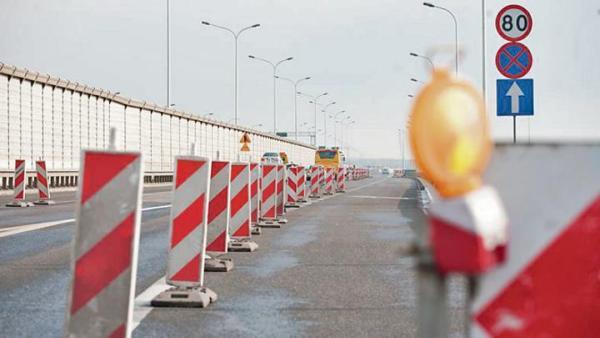 Most Północny został oddany do użytku dwa lata temu, a już trzeba zmienić nawierzchnię