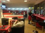 Nowy lokal na lotnisku w Modlinie