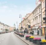 Nowy Świat w Warszawie – czynsz za najlepsze  lokale sklepowe wynosi 1020 euro za mkw. rocznie